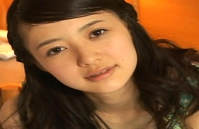 brunette, rina aizawa, softcore, teenager, wake up,