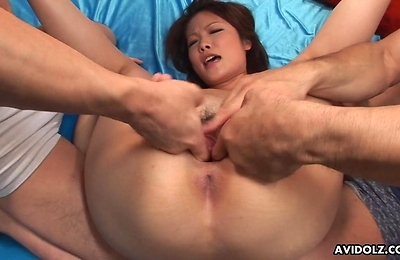 asshole,beautiful,blowjob,brunette,close up,dirty,foursome,fucked,group action,hairy pussy,hardcore action,natural tits,pussy,threesome,