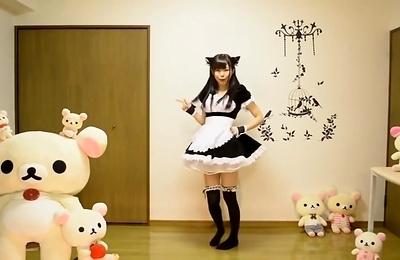 cosplay,maid,