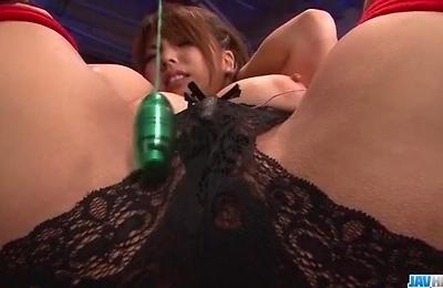 big tits,bondage,lingerie,milf,natsumi mitsu,