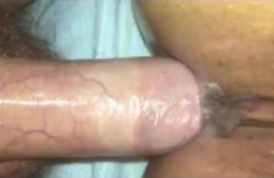 anal, gaping hole, interracial,