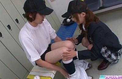 airi, blowjobs, jizz, school, school uniform, teenager, uniforms,