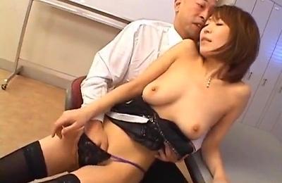 asshole,creampie,hardcore action,hot milf,jun kusanagi,milf,pussy,
