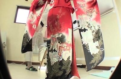 amateur,kimono,pissing,softcore,
