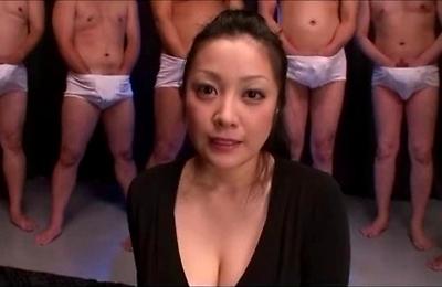 big tits,bukkake,minako komukai,
