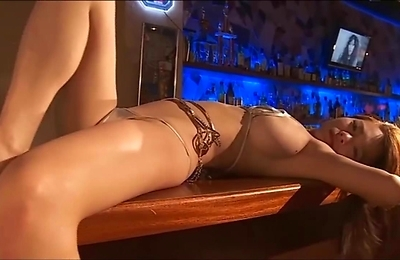 big tits,bikini,mio takaba,