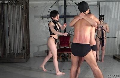 bondage,slave,
