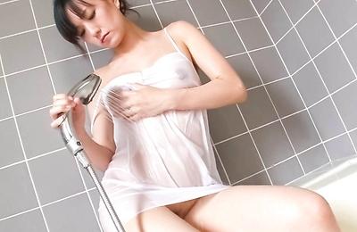 big tits,blowjob,cock sucking,hot,hot milf,lingerie,manami,milf,position 69,shower,