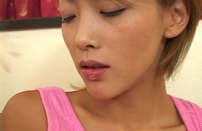 sexy japanese,smoking,