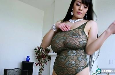 big tits,brunette,hitomi tanaka,lingerie,natural tits,nipple,
