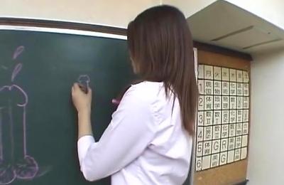 akira,blowjob,blowjobs,classroom,college,