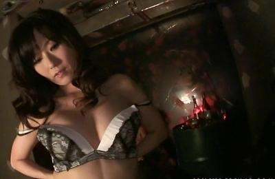 fucked,manami,masturbation,sex toys,sexy stockings,stockings,vibrator,