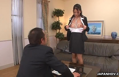 amateur, office, pussy, teenager,