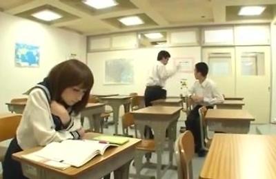 lesbians,school uniform,teacher,