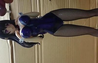 big tits,bukkake,facialized,