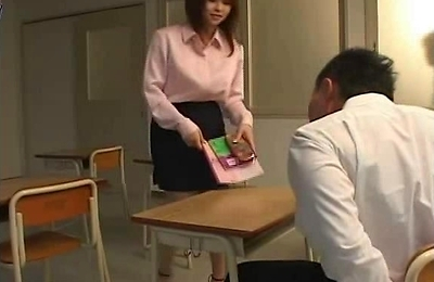sexy japanese, teacher,