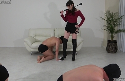 female domination,pussy licking,slave,