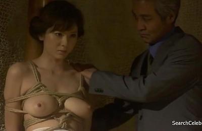 bdsm,big tits,nude,slave,yuma asami,
