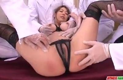 akari asagiri,amazing,anal,big tits,creampie,double penetration,milf,