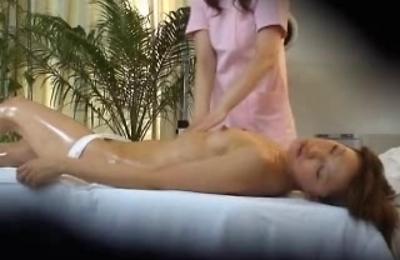 big tits,lesbians,massage,