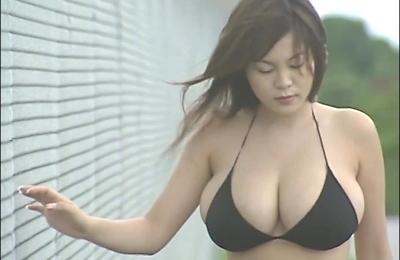 big tits,bikini,yoko matsugane,