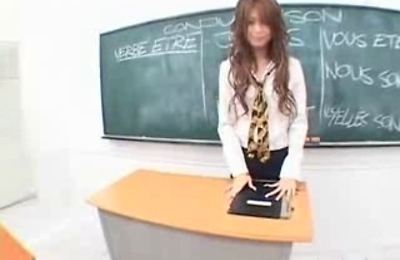 beautiful,classroom,masturbation,school,solo girls,stockings,teacher,