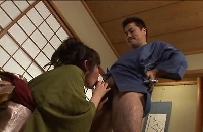 blowjobs,kimono,