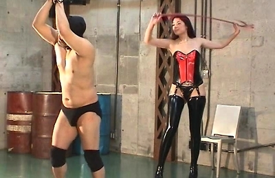 bdsm, bondage, queen, slave,