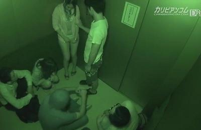 aoi miyama,group action,pissing,