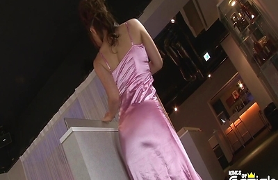 big cock,big tits,brunette,fetish,fingering,hairy pussy,high heels,horny,hot,milf,pussy,sex,sexy dress,