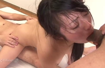 blowjobs, creampie, erika hiramatsu, sport, threesome,