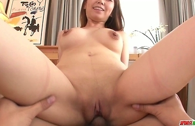 creampie, hardcore action, hot milf, milf, pov, shaved pussy,