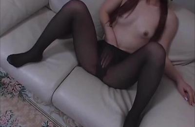 masturbation,nylon,pantyhose,stockings,